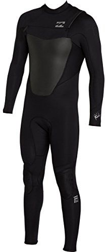 43mm Mens Billabong FOIL PLUS Fullsuit  Chest Zip Black 2XL ** Be sure to check out this awesome product. This is an Amazon Affiliate links.