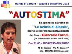 Aumentare l'Autostima in 45 giorni: Autostima - Giancarlo Fornei in conferenza a…