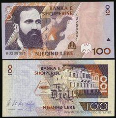 ALBANIA. Billete de 100 leke 1996