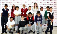 """Ante los 173 niños y sus familias, Paola Delgadillo ratificó el compromiso del DIF Morelia para seguir impulsando acciones en beneficio de este sector, """"que les permitan acceder a servicios ..."""