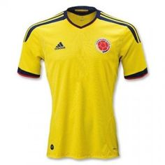 The Colombian national team have kicked off 2015 with a series of friendly match victories. Will 2015 see a Copa America victory for Colombia? Find out more and get a coupon code for money off the brand new Colombia shirt: http://www.soccerbox.com/blog/colombia-shirt/