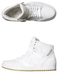 80ff048b0bb CONVERSE WEAPON MID SHOE - WHITE WHITE WHITE. Get marvelous discounts up to  50% Off at SurfStitch using coupon and Promo Codes.