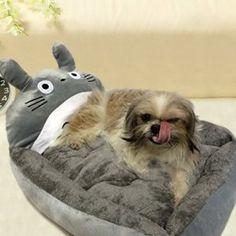 Totoro Pet Bed Shut Up And Take My Yen : Anime & Gaming Merchandise