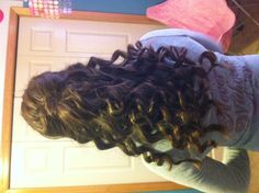 Homecoming hair :)