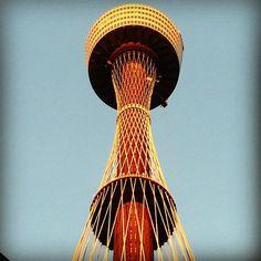 Sydney Tower Eye v Sydney, NSW