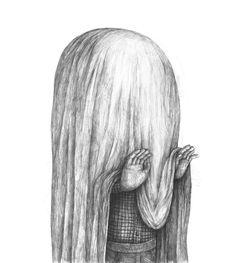 Surrealistic Drawings by Stefan Zsaitsits