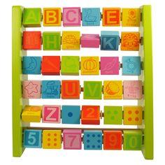 Bigjigs ABC Abacus