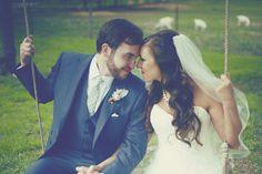 {Real Wedding Monday} Captured by Angel Wings Photography  #AngelWingsPhoto #W101Nashville #NashvilleWedding #RealWedding