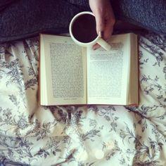 Coffee and Books make me happy