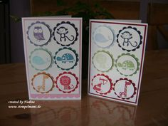 Geburtstagskarte Stampin Up Birthday Card Kids