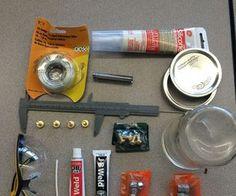 How to make an Edison lamp/diy light bulb