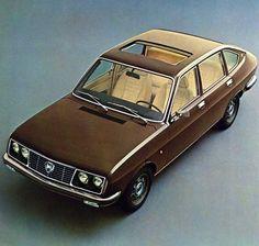 1973 LANCIA BETA