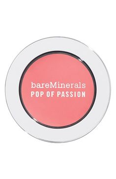 NEW! bareMinerals® 'Pop of Passion™' Blush Balm for Spring 2015   Nordstrom in Posy Passion $22.00 I'm usually not a bareminerals fan, but these blushes look really nice!
