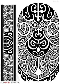 Lederkiste: Maori Strap - Work in Progress