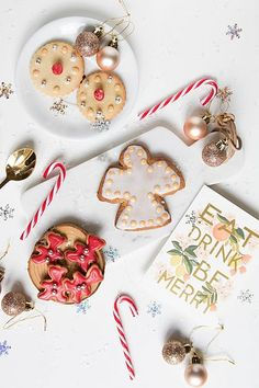 FOOD & DRINK | Two Festive Recipes