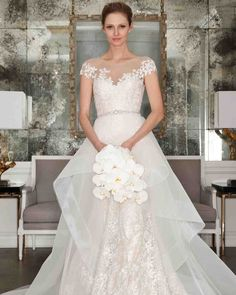 """Saturday's Featured Collection   Romona Keveza 2016 """"Ode To Paris"""" Wedding Dresses - Glowlicious.Me   Indonesia Beauty and Lifestyle Blog"""