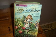 Companion Library Flip Book Two Books in One Alice In by jamesdorn, $5.00