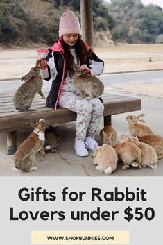 Gifts for Rabbit Lovers - Under $50