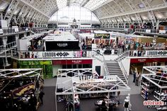At London Edge, just a tiny part of it :) #Londonedge #Style www.attitudeholland.nl