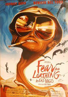 Poster Miedo y Asco en las Vegas | Carteles de Cine y Posters
