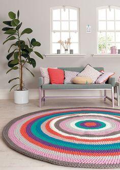 Let's Crochet Again by Rico Design   Deramores