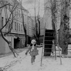 Старая Москва 80-х... Каждому есть что вспомнить