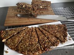 Healthy Baking, Healthy Snacks, Low Carb Recipes, Healthy Recipes, Good Food, Yummy Food, Go For It, Convenience Food, Food Videos