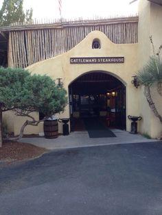 6. Cattleman's Steakhouse (Fabens)