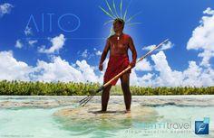 Aito - The Polynesian warrior http://www.etahititravel.com/