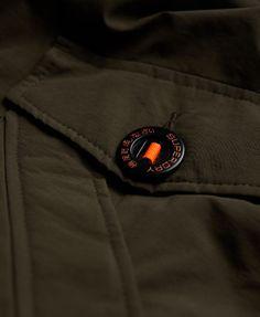 Superdry Military Everest Coat