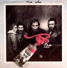 """""""You Better You Bet"""" - The Who"""