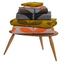 towels from Orla Kiely