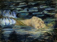 Alice Pike Barney, Waterlily or Ophelia (1909)