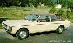 Ford Granada Mk1 Coupe (1974)