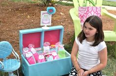 American Girl Birthday Party Ideas   Photo 1 of 16   Catch My Party