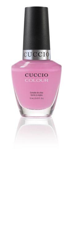 Kyoto Cherry Blossoms - Cuccio Colour Nail Polish 13ml