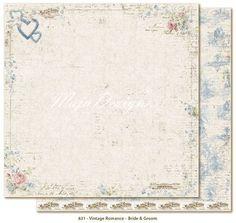 Maja Design - Vintage Romance - Bride & Groom