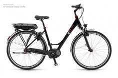 Das Sinus Ebike Fahrrad BC30 Einrohr 400Wh 26 Zoll 7-G NexusRT hier auf E-Bikes-Test.info vorgestellt. Weitere Details zu diesem Bike auf unserer Webseite.