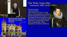 32. Gustavus Adolphus and the Thirty Years War