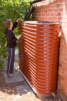 """See our web site for even more relevant information on """"rainwater collection system diy"""". It is actually an outstanding spot to get more information. Water Collection System, Water From Air, Rainwater Harvesting System, Natural Farming, Crop Production, Hydroponics, Decoration, Organic Gardening, Conservation"""