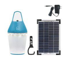 'Nomad Hybrid LED Solar Light by OSun. @2Modern'