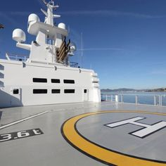 ANDROMEDA is a luxury expedition mega yacht built in refitted in 2017 by Kleven. View similar yachts for Charter around the world. Yacht Interior, Charter Boat, Yacht Design, Motor Yacht, Photography Website, Nautical Theme, Wind Turbine, Sailing, Cruise