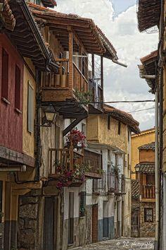 Valverde de la Vera, Cáceres, Extremadura_ Spain