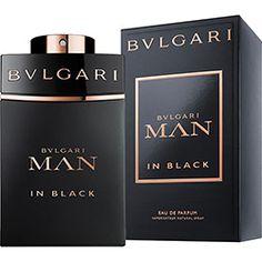 Perfume Man in Black Bvlgari Masculino Eau de Parfum 100ml
