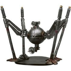 Star Wars Miniatures: Commerce Guild Homing Spider Droid # 2 - Bounty Hunters