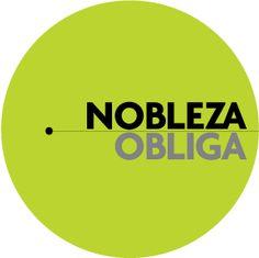 Logo de Nobleza Obliga :)
