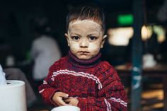 Wonderful Portraits of People in Myanmar – Laurent Ponce Portraits, Burmese, Portrait Photography, Men Sweater, People, Beauty, Faces, Blog, Face