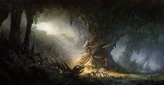 九界 宣传图, luo xueqing on ArtStation at http://www.artstation.com/artwork/-c35d05cb-3da6-4ba9-8b28-7e9fbec083c3