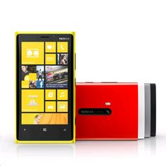 Nokia Lumia 920 Windows Phone Black (Unlocked)