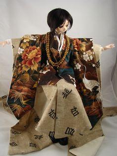 Kimono detail by 2otaku.deviantart.com on @deviantART